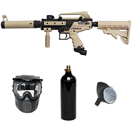Amazon Com Tippmann Cronus Paintball Marker Gun Tactical Edition