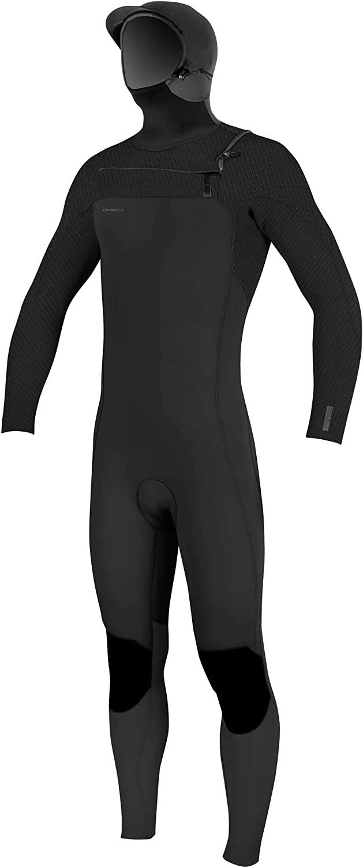 ONEILL Youth Hyperfreak 5//4Mm Chest Zip Full Wetsuit W//Hood