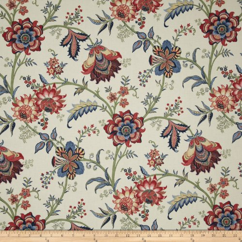 (WAVERLY Island Gem Jewel Fabric by The Yard)