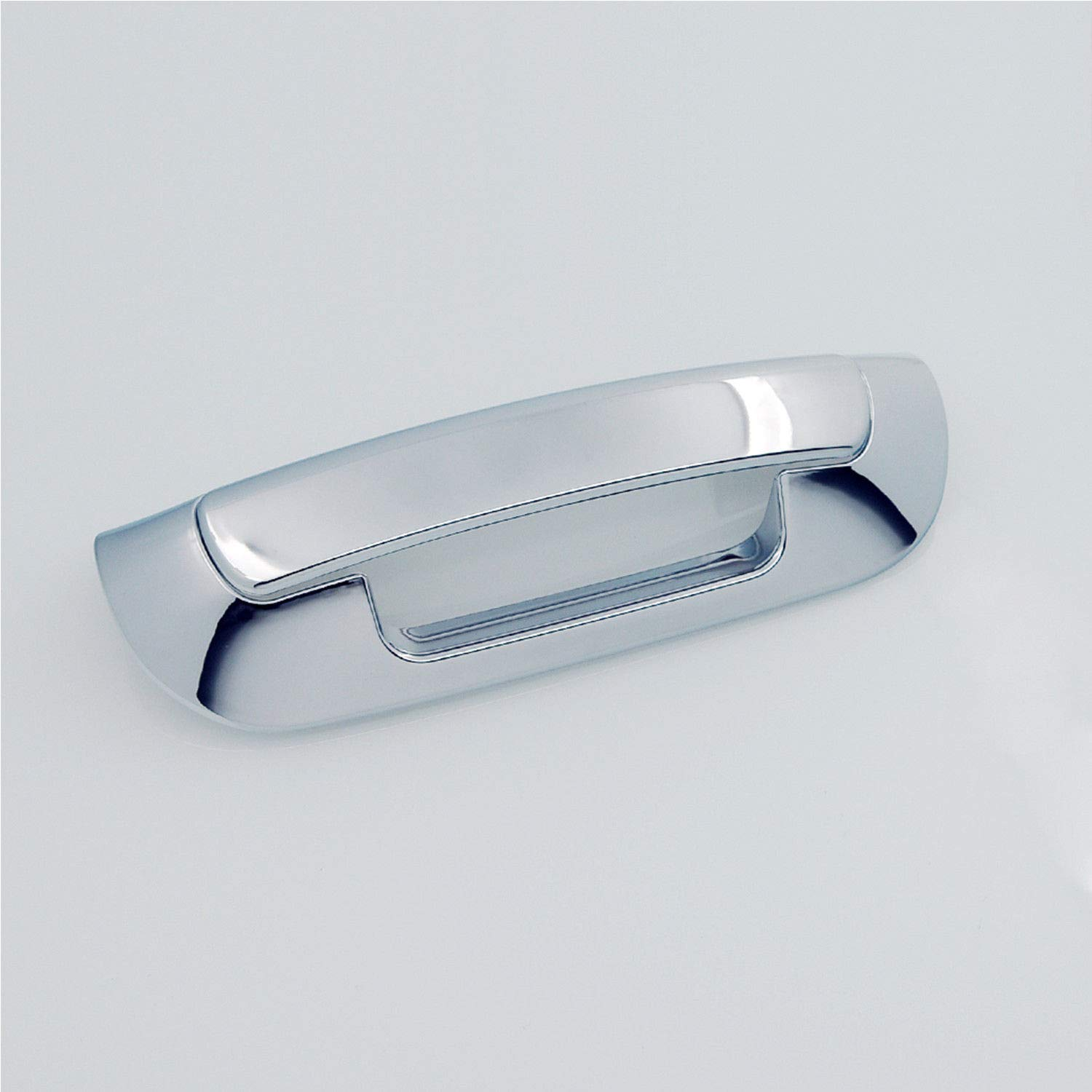 EAG Tailgate Handle Cover Triple Chrome ABS Plated for 99-04 Jeep Grand Cherokee