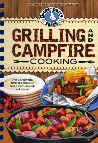 Grilling and Campfire Cooking (Everyday Cookbook Collection) by Gooseberry Patch