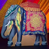 Asian Elephant Party Prop Decoration by Shindigz