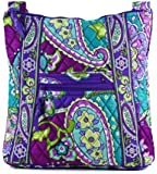 Vera Bradley Hipster Cross Body Bag in Heather