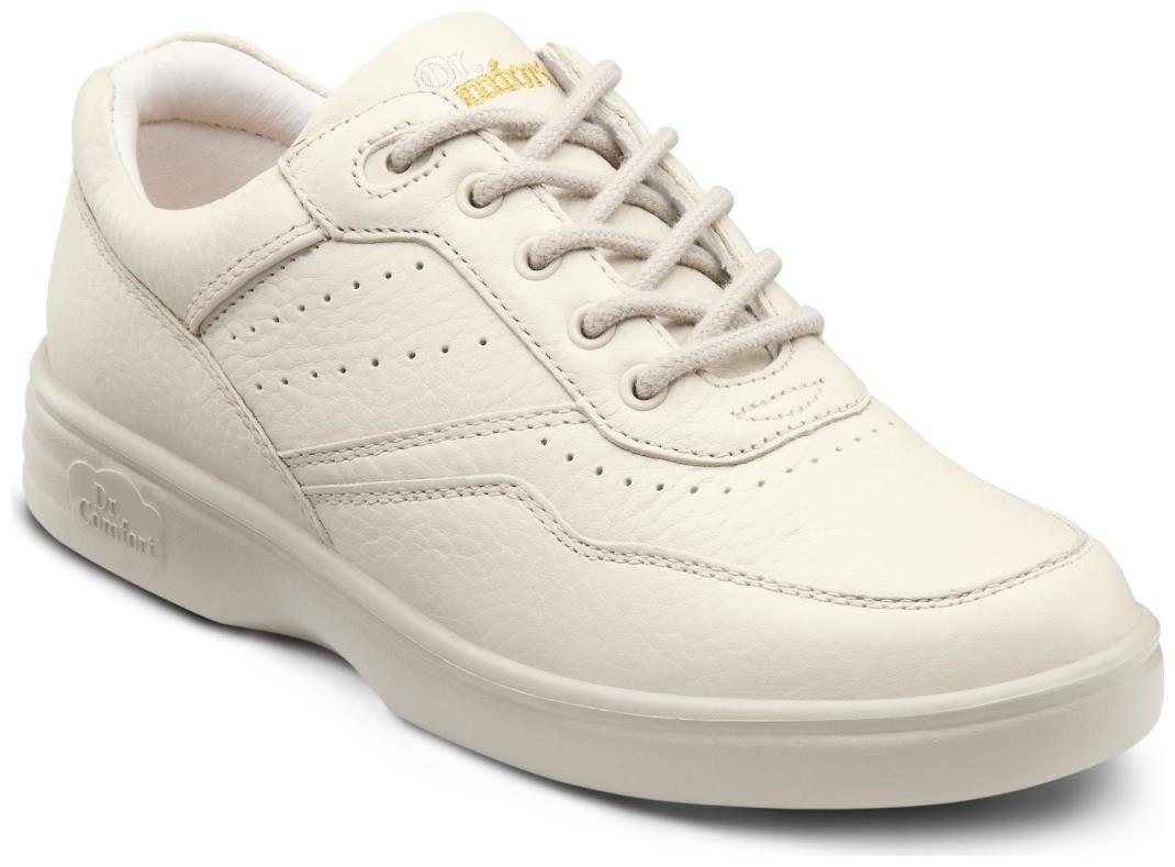 Dr. Comfort Patty Women's Therapeutic Diabetic Extra Depth Shoe: Beige 8.5 Medium (A-B) Lace