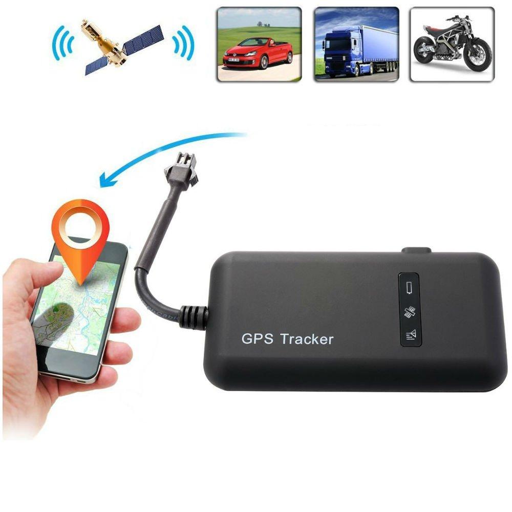 GPS Tracker, TKSTAR Auto Camión Vehículo GPS Ortung Tiempo ...