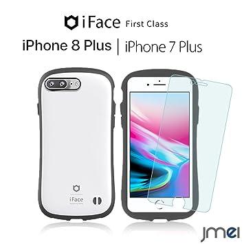 huge discount fecdc efbc9 Amazon | iPhone8 Plus ケース iphone8plus iFace First Class ホワイト ...
