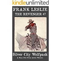 SILVER CITY WOLFPACK (The Revenger Book 7) (English Edition)