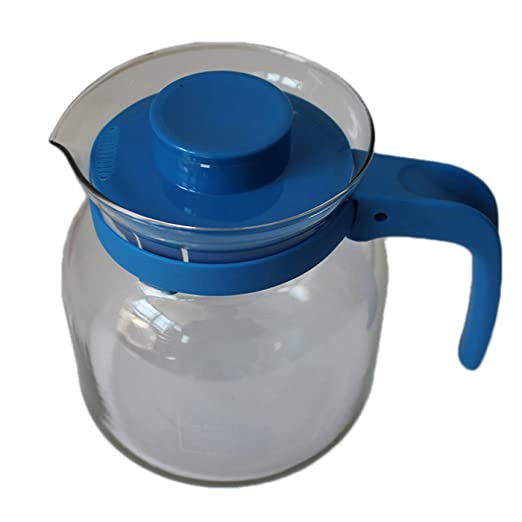 Em Home Style Tetera Jarra medidora para microondas de 1200 ml ...