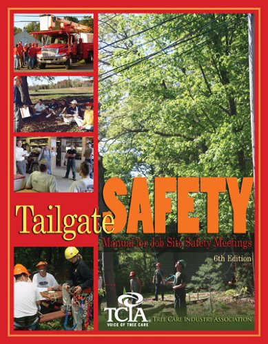 Tailgate Safety, 6th Edition - Manual for Job Site Safety Meetings PDF
