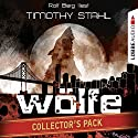 Wölfe - Collector's Pack (Wölfe 1-6) Hörbuch von Timothy Stahl Gesprochen von: Rolf Berg