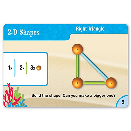 Amazon.com : Learning Resources Dive into Shapes!
