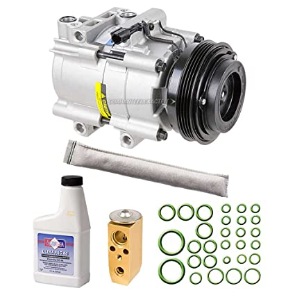 Amazon.com: AC Compressor w/A/C Repair Kit For Kia Sorento 2003 2004 2005 2006 - BuyAutoParts 60-80362RK New: Automotive