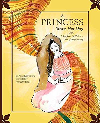 A Princess Starts Her Day pdf