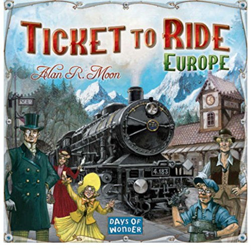 Ride Horse Statue (Ticket To Ride Europe Board Game)