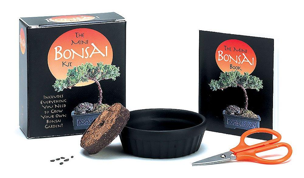 The Mini Bonsai Kit (Miniature Editions)