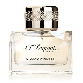 Dupont 58 Avenue Montaigne Eau de Parfum 50 ml: Amazon.fr: Beauté ...
