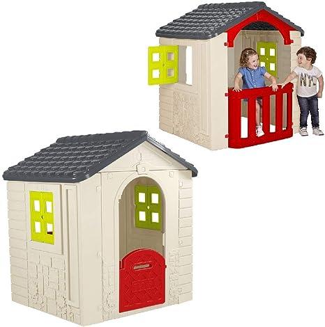 FEBER - Casa Wonder House, para niños y niñas de 2 a 7 años (Famosa 800012220): Amazon.es: Juguetes y juegos