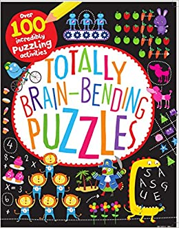 Book Totally Brain-Bending Puzzles