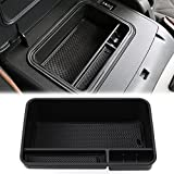 Central Armrest Storage Box Container Tray Box Accessories For Nissan Patrol Y62 2011 - 2017 Car Styling