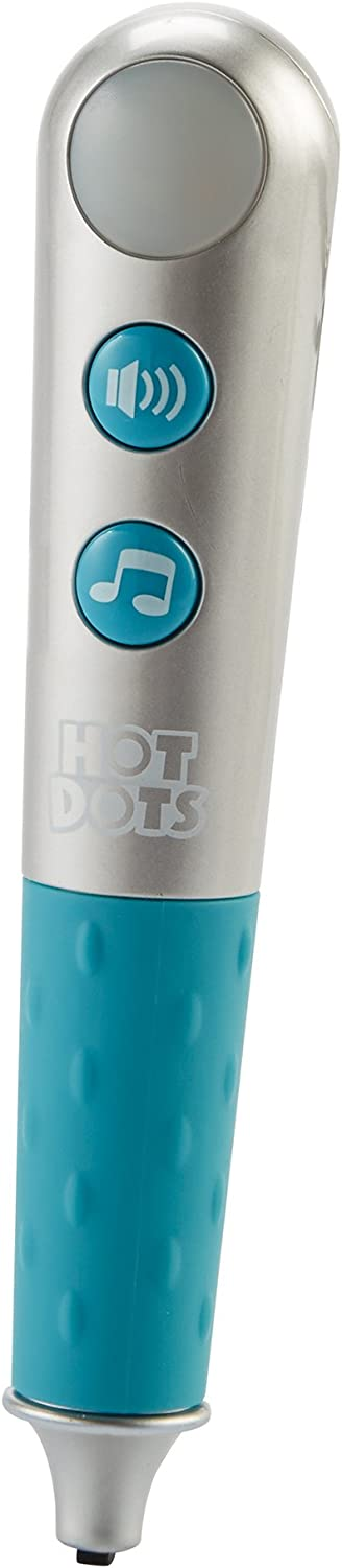 Interactive Learning Educational Insights Hot Dots Talking Pen Single Pen Compatible With Any Hot Dots Set