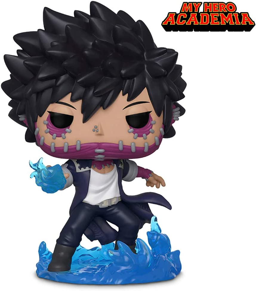 Funko Pop! Animation: My Hero Academia - Dabi, Fall Convention Exclusive