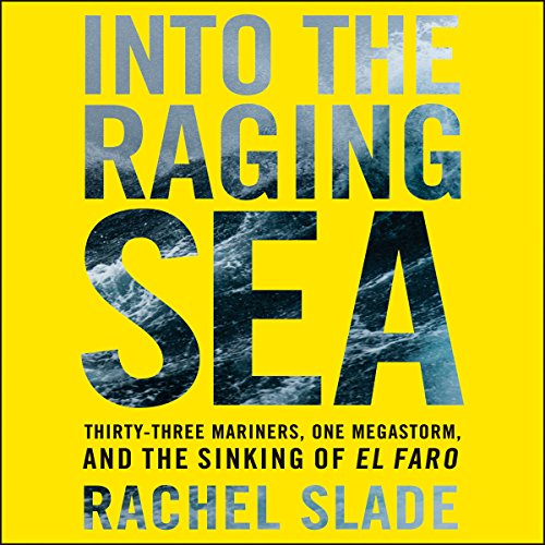 Into the Raging Sea: Thirty-Three Mariners, One Megastorm, and the Sinking of the El Faro cover