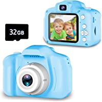 Seckton Upgrade Kids Selfie Camera, Christmas Birthday Gifts for Boys Age 3-9, HD Digital Video Cameras for Toddler…