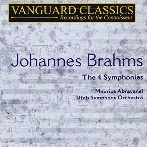 Price comparison product image Four Symphonies by J. Brahms (2004-03-19)