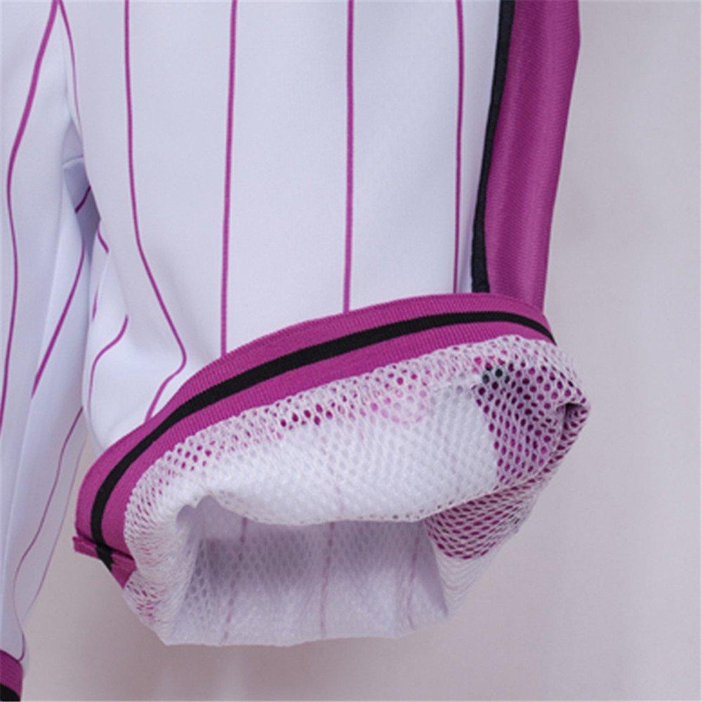 Kuroko's Basketball Yosen High Sports Suit Cosplay Costume(mm)
