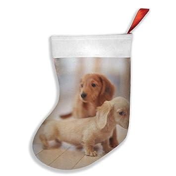 miniature dachshund christmas stockingsxmas stockingchristmas decorationsclassic xmas stocks for decoration