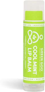 product image for Green Goo All-Natural Lip Balm, Cool Mint, 0.15-ounce Stick