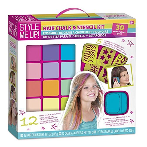 Style Me Up Chalk It Out Stenciling Kit by Style Me Up