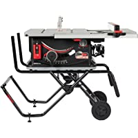 SawStop JSS-120A60 Jobsite Saw PRO with Mobile Cart Assembly - 15A,120V,60Hz