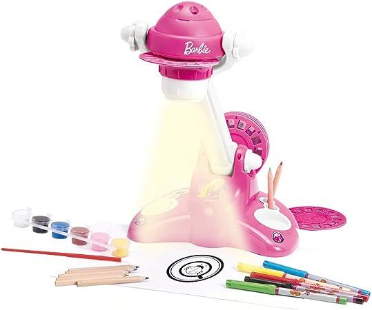 Lexibook CRB100 - Proyector para Dibujar de Barbie: Amazon.es ...