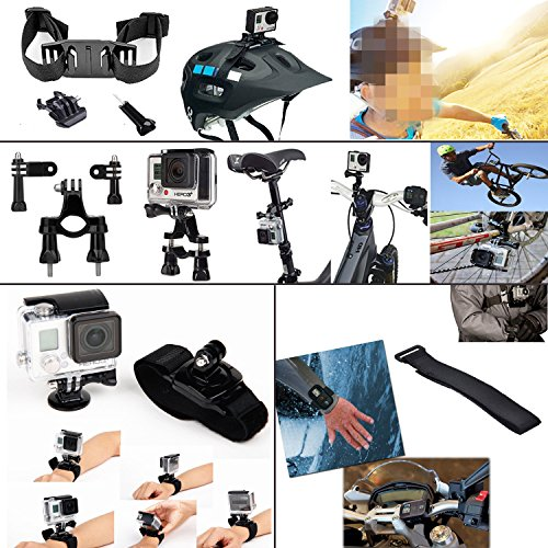 Accessories Bundle kit for GoPro...