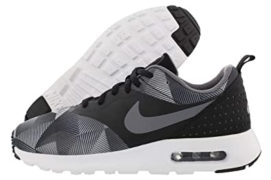 pretty nice 6e74d 61b95 Amazon.com  Nike air max Tavas Print Mens Trainers 742781 Sneakers Shoes  (UK 6.5 US 7.5 EU 40.5, Black Cool Grey White 010)  Fashion Sneakers
