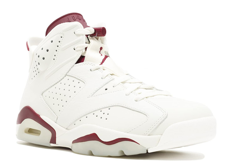 best sneakers afdd8 ca469 AIR Jordan 6 Retro 'Maroon' - 384664-116