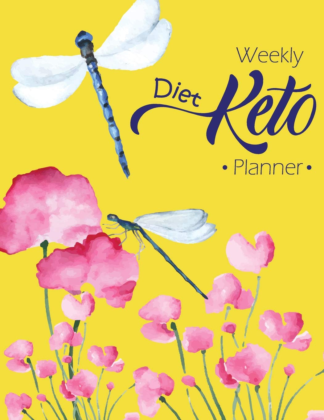 Weekly Keto Diet Planner Keto Meal Planner Diet Journal Weight Loss Exercise Planning Beginners Vegan Ketogenic Diary Low Salt Atkins Vegetarians Ketogenic Plan Notebook Autoimmune Dummies Low Carb Colony Mile 9781798717325 Books