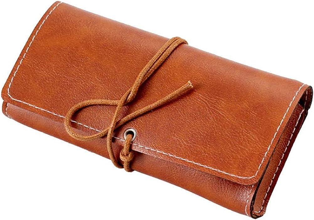 Vintage Portable Leather...