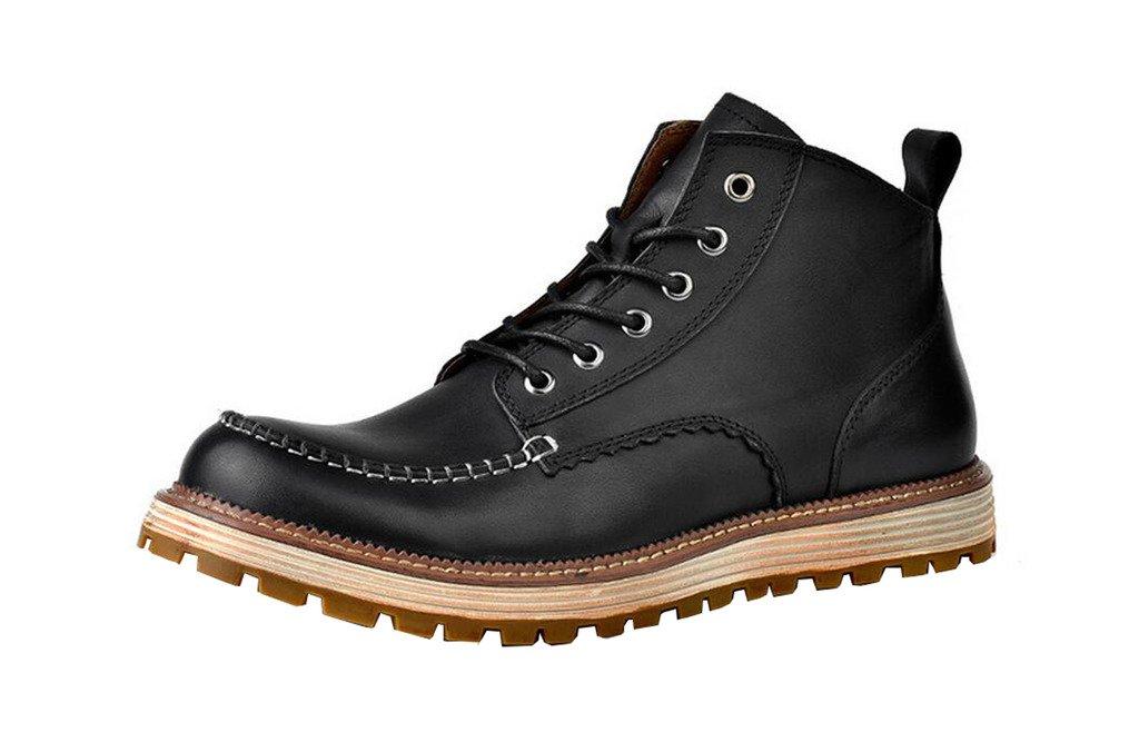 Lemontree Herren Winter Boots z125  41 EU|Schwarz