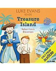 Luke Evans reads Treasure Island: Famous Fiction