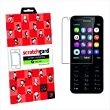 Scratchgard Ultra Clear Protector Screen Guard for Nokia 230 Dual SIM
