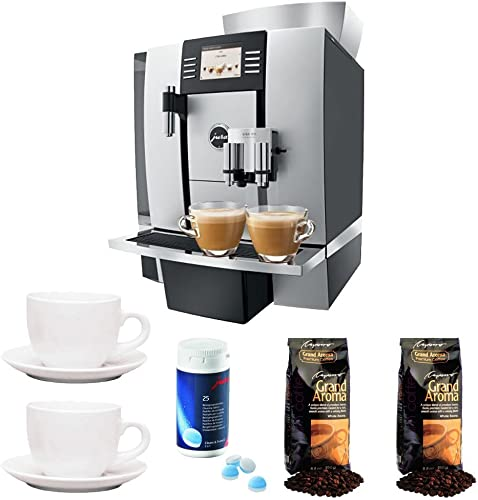 Jura GIGA W3 Proessional Automatic Coffee Machine w Coffee Accessory Bundle