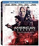 Cover Image for 'American Assassin [Blu-ray + DVD + Digital HD]'