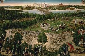 Piatnik 5344 Lucas Cranach, Caza del ciervo del príncipe Johann Friedrich - Puzzle (1000 piezas)