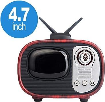 Music Apollo B3 - Altavoz Bluetooth para televisor, Estilo Retro ...