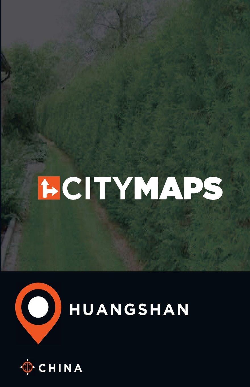City Maps Huangshan China