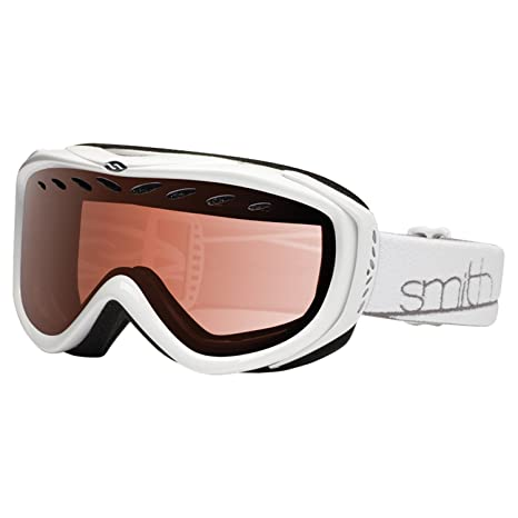 Amazon.com : Smith Optics Transit Goggle (White Frame, RC36 Lens ...