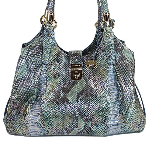 Bag Brahmin Top Elisa Moonstone Handle t6w8YZwq