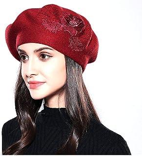ColorJoy Cappellino Invernale da Donna Cappellino Invernale per Berretti Invernali